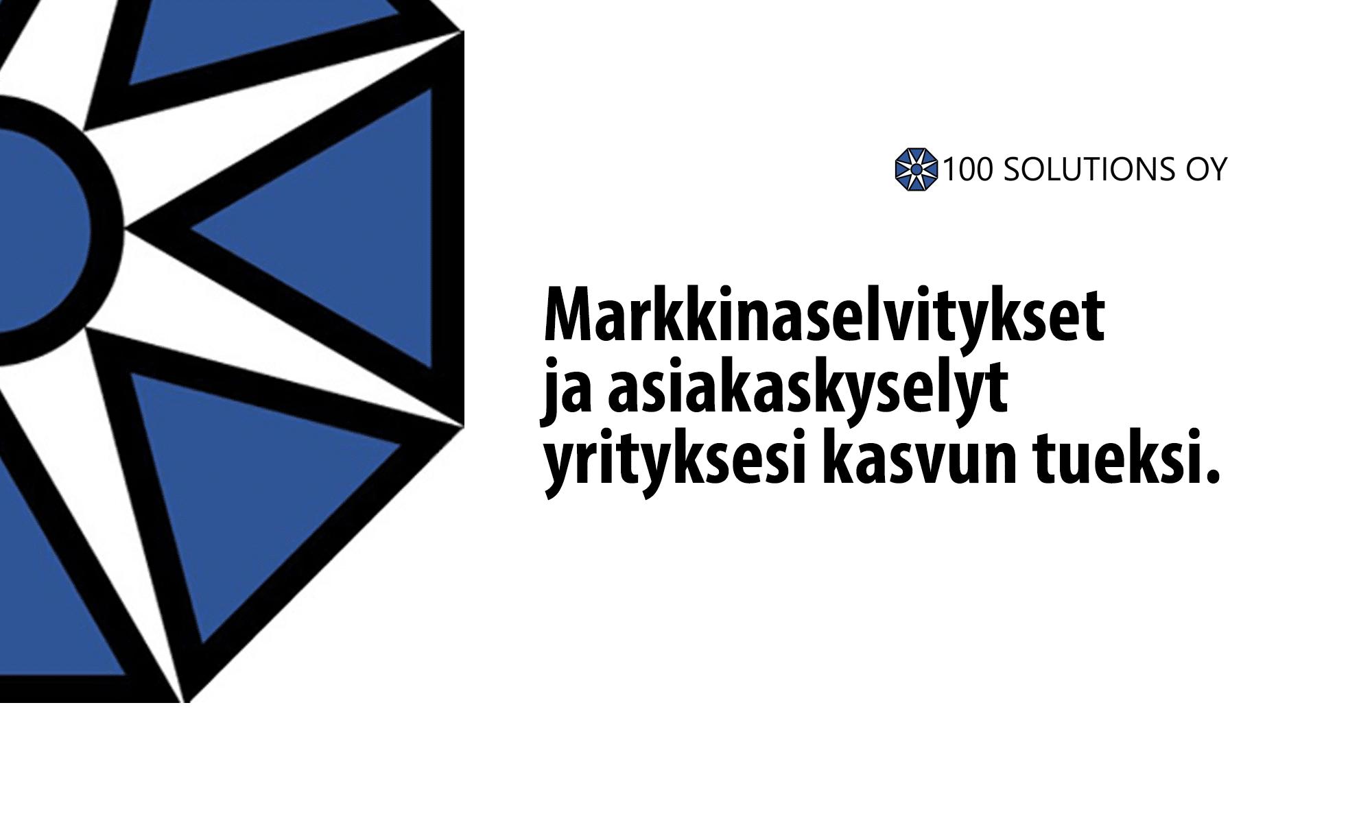 Markkinaselvitys